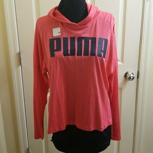 WOMENS PUMA URBAN SPORTS LIGHT COVER UP #850015-18